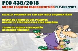 GRITO DE ALERTA CONTRA O PLP 459/2017!
