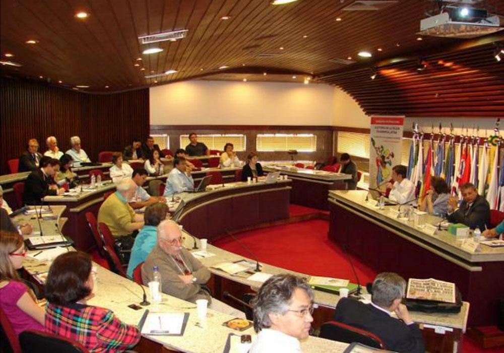 SEMINÁRIO INTERNACIONAL 2008