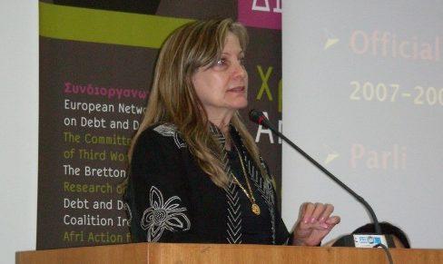 Revista espanhola publica entrevista com Maria Lucia Fattorelli
