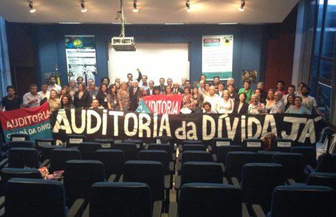 Palestras da Auditoria Cidadã da Dívida – 2001 até 2014