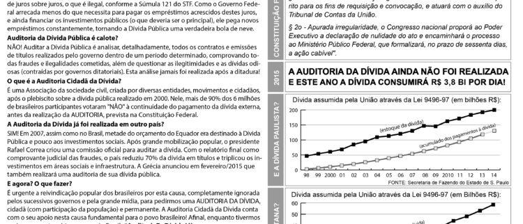 Nota Técnica da Auditoria Cidadã da Dívida no 1/2017 (Dívida Interna do Estado do Rio de Janeiro refinanciada pela União)