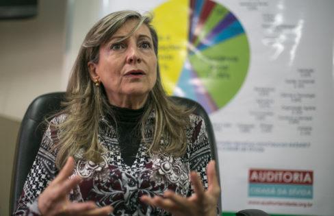 """O """"Sistema da Dívida"""" e a subtração de direitos sociais – CONRE2 – Maria Lucia Fattorelli"""