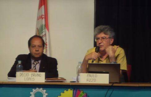 Seminário Nacional: A Corrupção e o Sistema da Dívida (Mesa 1 – Paulo Rizzo)