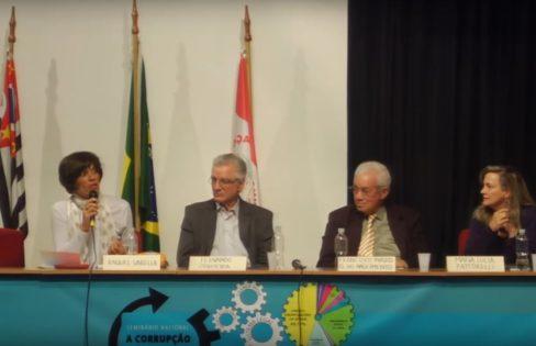 Seminário Nacional: A Corrupção e o Sistema da Dívida (Abertura – Perguntas)