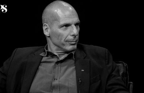 O capitalismo engolirá a democracia, se não nos manifestarmos – Yanis Varoufakis