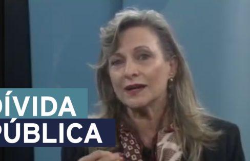 Rede Minas: Dívida pública, com Maria Lucia Fattorelli