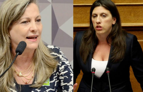 """Seminário Internacional """"O Sistema da Dívida no Brasil e na Grécia"""""""