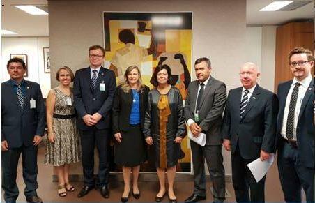 Auditoria Cidadã e entidades se reúnem com ministra do TCU
