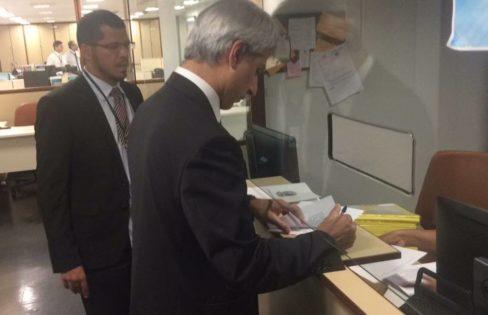 Pedido de impeachment do Presidente Michel Temer