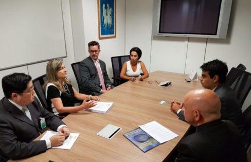 ACD se reúne com equipe do ministro que irá fazer a auditoria na dívida pública brasileira no TCU