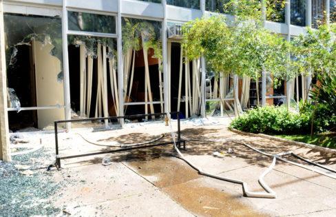 Comissão Brasileira de Justiça e Paz critica violência e vandalismo em Brasília