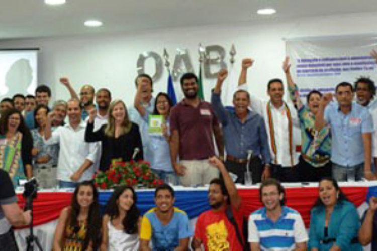Sindjufe-BA instala núcleo da Auditoria Cidadã da Dívida Pública