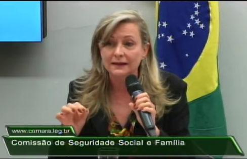 Maria Lucia Fattorelli – Comissão de Seguridade Social e Família – PARTE 2