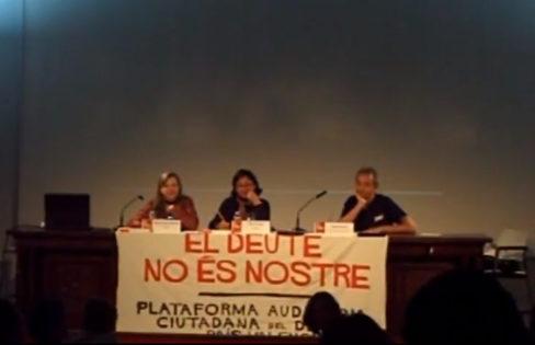 Palestra na Espanha – set/2012 – parte 1