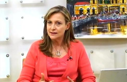 Maria Lúcia Fatorelli na TV FLORIPA