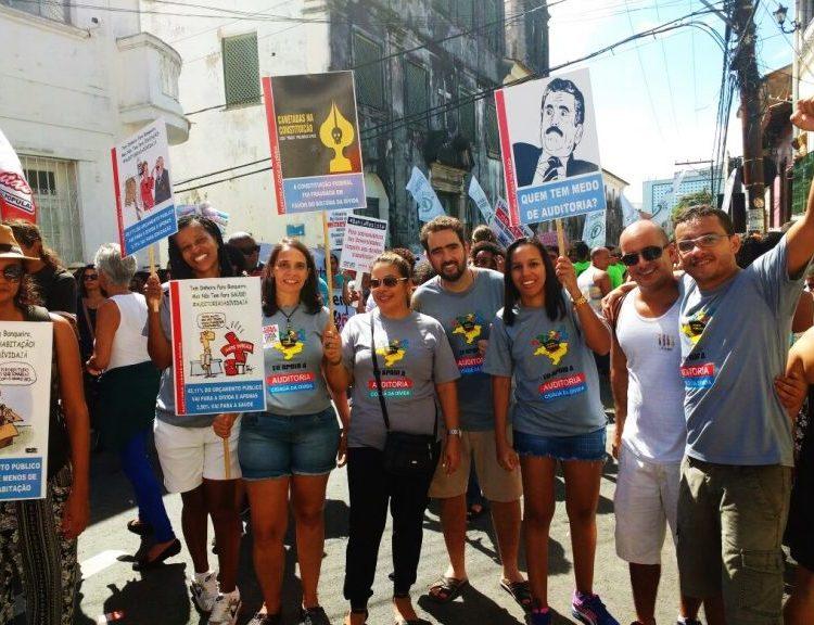 MANIFESTAÇÃO NO DIA DA INDEPENDÊNCIA DA BAHIA