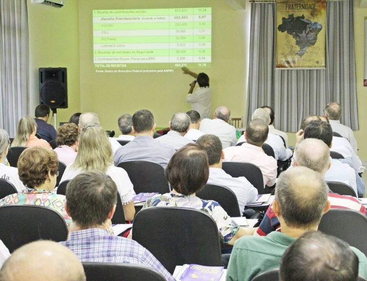 09/03/2017 – ACD/SC participa de Reunião do Conselho de Bispos da Igreja Católica de Santa Catarina