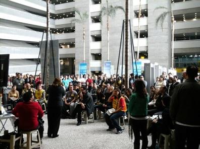 Núcleos do DF, SP e MA participam de atividade da greve do Judiciário Federal