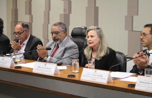 Seminário Internacional leva debate sobre securitização e financeirização ao Senado