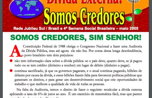 Somos Credores – 2005