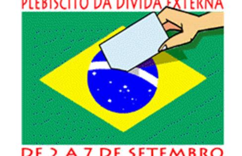 Cartilha Plebiscito Dívida – 2000