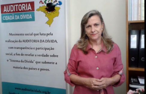 # Campanha Derruba o Veto – Maria Lucia Fattorelli