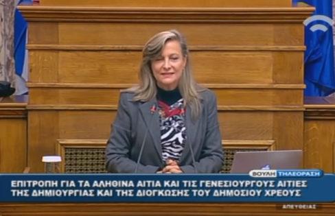Fattorelli discursa na abertura da Comissão de Auditoria da Dívida Grega