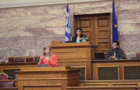 Fattorelli apresenta seus achados de Auditoria da Dívida Grega no Parlamento