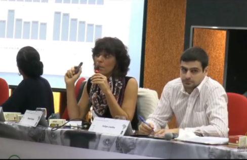 Professora e historiadora portuguesa mostra as implicações sociais do pagamento da dívida pública portuguesa