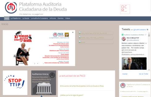Acompanhe a Auditoria da Dívida na Europa