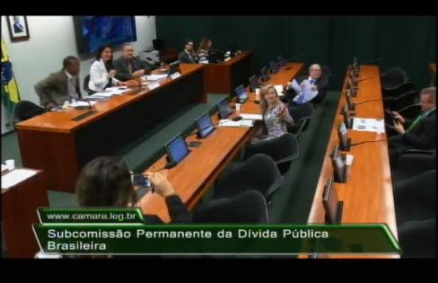 Subcomissão Permanente da Dívida Pública – parte 9