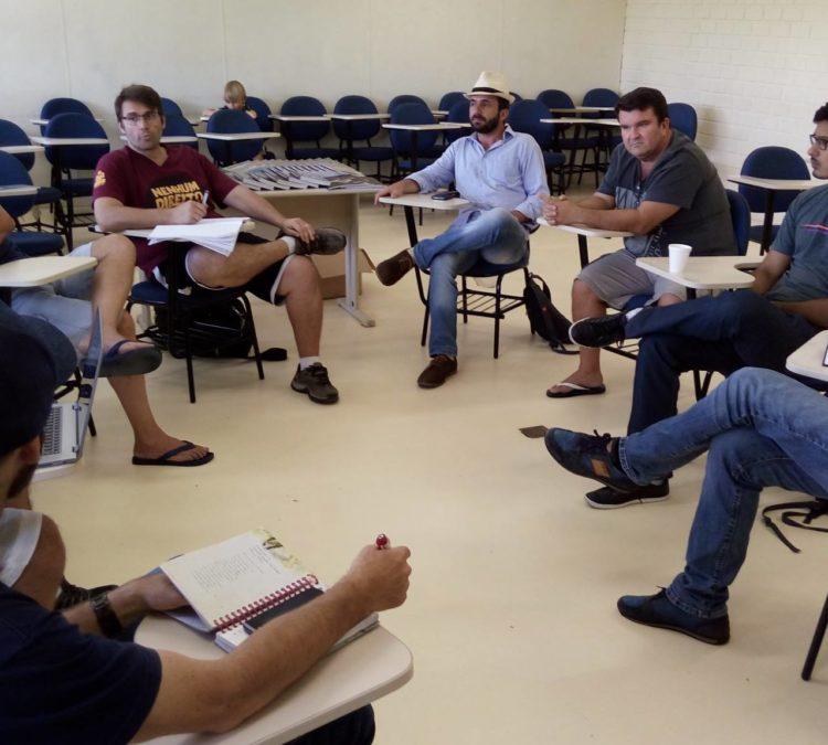 Núcleo Santa Catarina quer viabilizar Congresso em abril