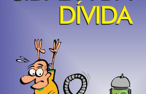 Cartilha fala sobre endividamento público e a importância de se auditar a dívida