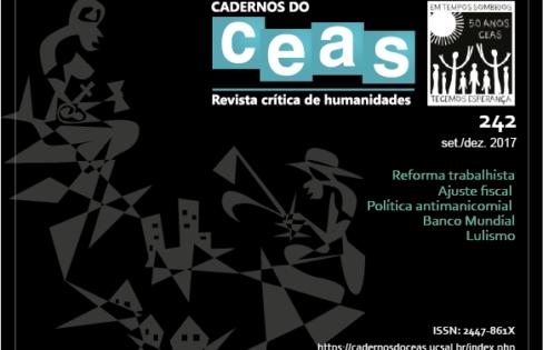 Edição nº 242 dos Cadernos do CEAS: Entrevista com Maria Lucia Fattorelli