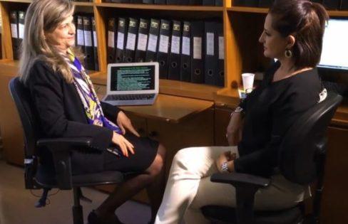 Entrevista à Globo News sobre Dívida Pública (entrevista que não foi ao ar) 1