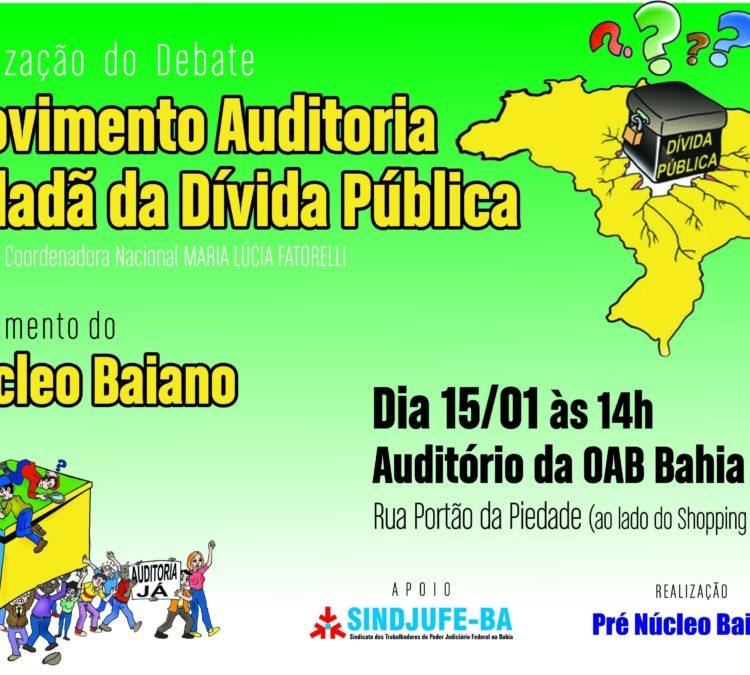 Movimento Auditoria Cidadã da Dívida Pública