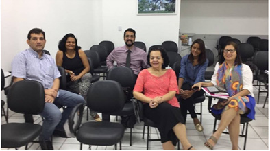 Reunião do núcleo Mato Grosso dia 2 de março de 2017