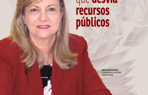 "Revista da Anfip: ""Entenda o mecanismo que desvia recursos públicos"", entrevista com Maria Lucia Fattorelli"