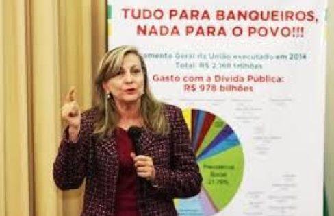 """Agência Social: """"Desmonte dos direitos previdenciários"""", com Maria Lucia Fattorelli"""