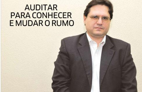"""Correio do Povo: """"Auditar para conhecer e mudar o rumo"""", com Rodrigo Ávila"""