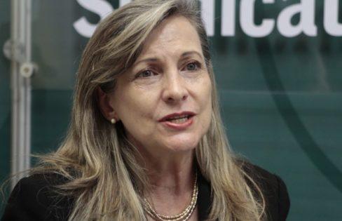 Sindicato do Fisco traz Maria Lucia Fattorelli para debater securitização
