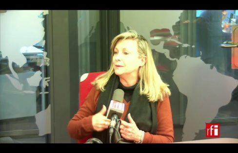 Rádio França Internacional entrevista Maria Lucia Fattorelli sobre a dívida pública brasileira