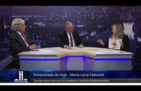 Direto de Brasília: coordenadora alerta para os riscos do projeto que legaliza esquema de securitização