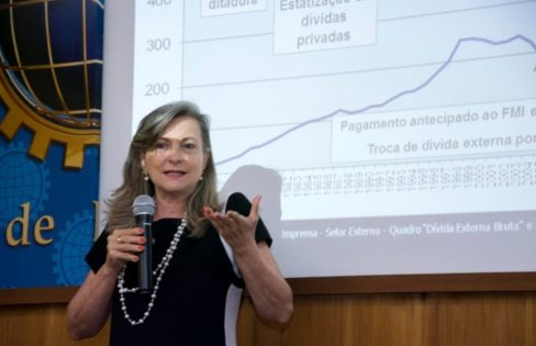 "GGN Online: ""A crise brasileira, a dívida pública e o déficit da previdência"""