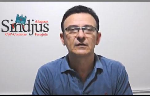 Professor José Menezes faz alerta aos servidores sobre os riscos com o Funpresp