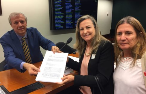 Auditoria Cidadã mobilizada contra o PLP 459/2017 na Câmara dos Deputados