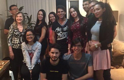 Núcleo Alagoas organiza encontro com alunos do curso de Economia e Contábeis da UFAL
