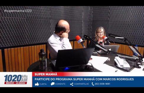 Programa Super Manhã: Fattorelli fala sobre esquemas financeiros para roubar dinheiro público