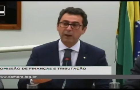 Audiência publica CFT: Juiz fala sobre os entraves para aumento da arrecadação