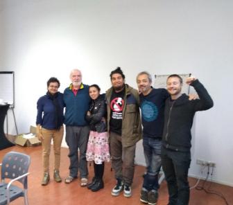 Aprender é um processo contínuo e coletivo: relato sobre a formação no IIRE